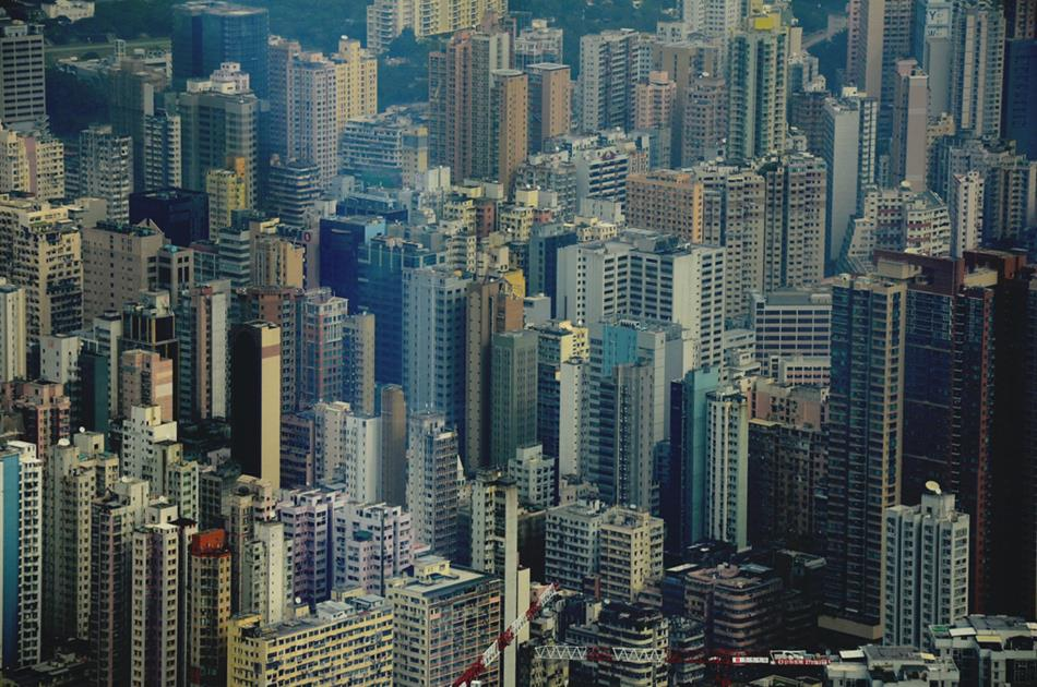 hong kong city image