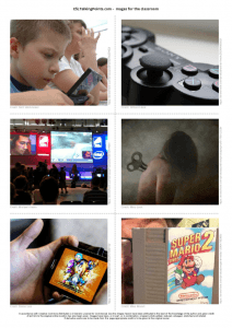 thumbnail of Images for class Video Games
