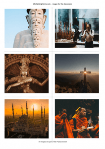 thumbnail of Images for class – religion